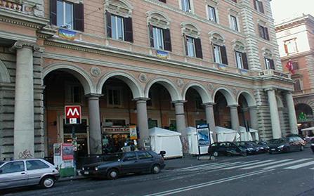 Помещение под ресторан в центре Рима, Италия