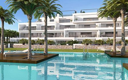 Квартира в городе Аликанте в Испании