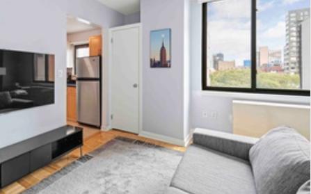 Квартира в районе Нолита, Манхэттен, Нью-Йорк