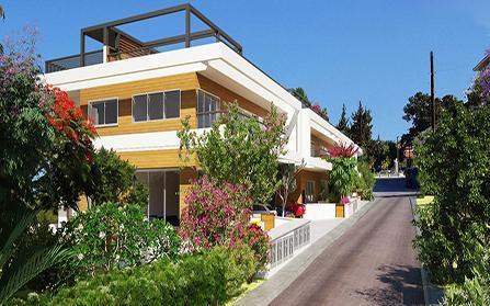 Продажа роскошных резиденций в центре района Пафос на Кипре