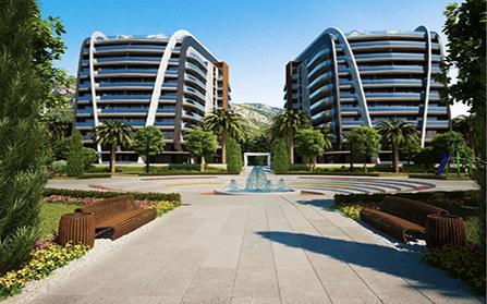 Продажа квартир в строящемся жилом комплексе SOHO CITY в Баре, Черногория