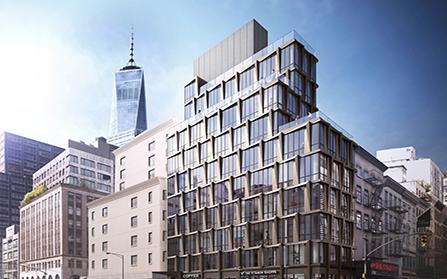 Апартаменты в Нью-Йорке, США