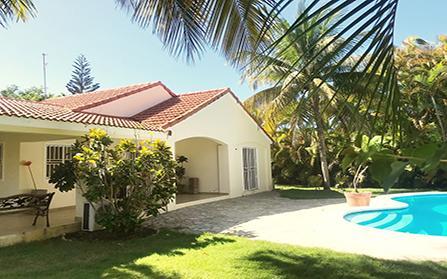 Роскошный особняк площадью 160 м2 в Доминикане