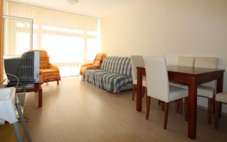 Квартира на курорте Солнечный Берег, Болгария