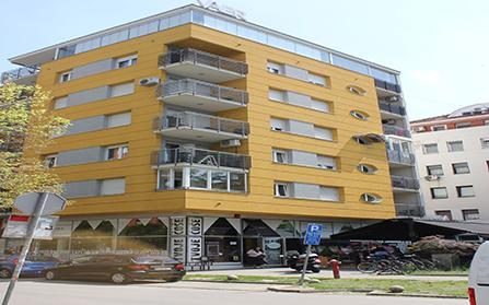 Продажа пентхауса на два этажа в Сербии