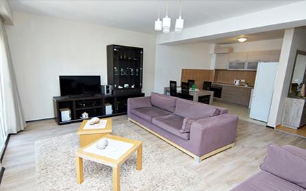 Квартира в городе Петровац, Черногория