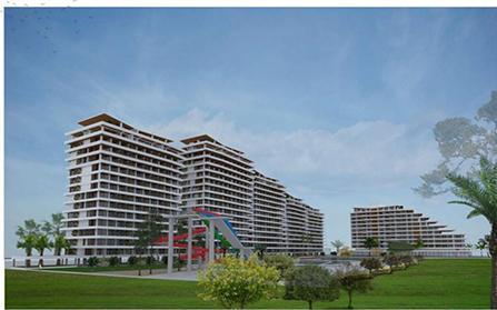 Строительство жилого дома в городе Магоса, Северный Кипр