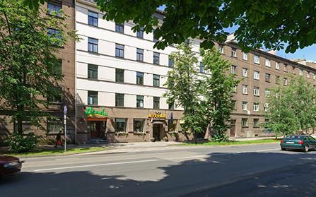 Отель в Риге, Латвия