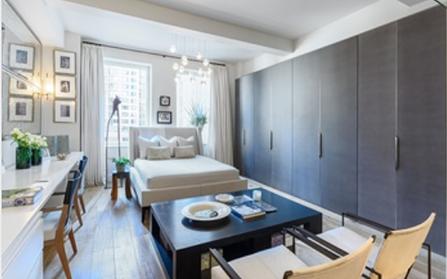 Квартира в районе Трибека, Манхэттен, Нью-Йорк