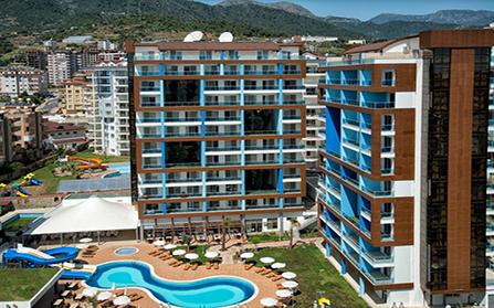 Апартаменты в Алании, Турция