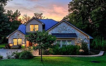 Дом в Техасе, США