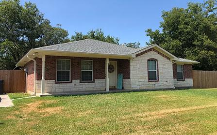 Дом в Поттсборо, штат Техас