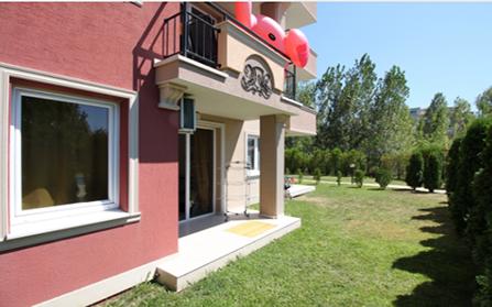 Квартира-студия в городе Солнечный Берег в Болгарии