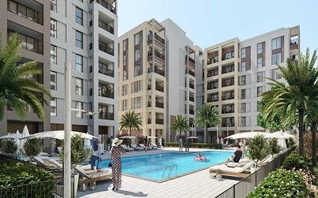 Апартаменты в Дубае, ОАЭ