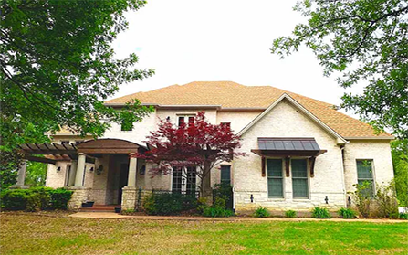 Дом в Кингстоне, США
