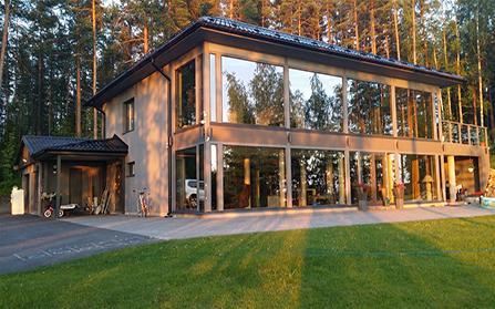 Продажа уникальной усадьбы на берегу озера Сайма недалеко от города Лаппеенранты, Финляндия