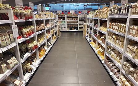 Торговое помещение под супермаркет в Риме, Италия