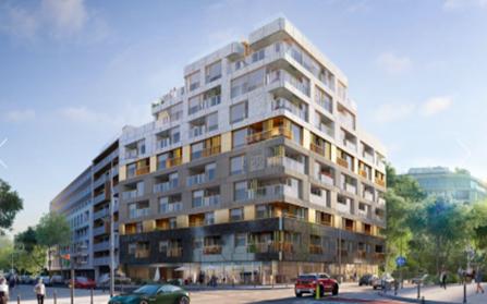 Коммерческий объект недвижимости в Варшаве