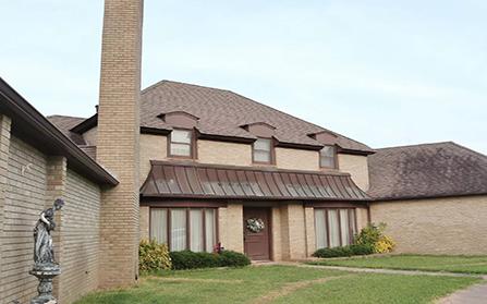 Дом в Мадилле, США