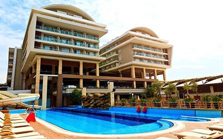 Отель в районе Тюрклер, Алания, Турция