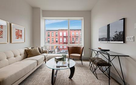 Апартаменты в Бруклине, Нью-Йорк, США
