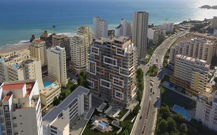 Апартаменты в городе Портимао, Португалия