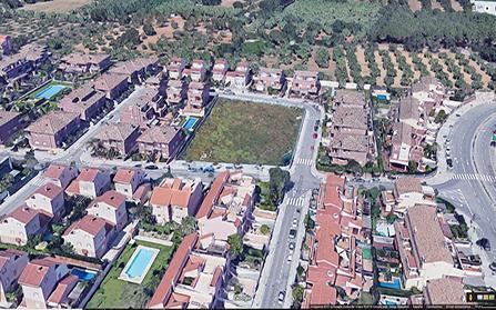 Продается земельный участок под застройку в городе Камбрилс