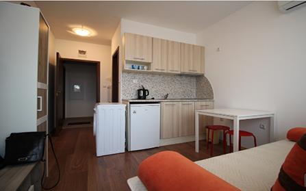 Апартаменты в Солнечном Берегу