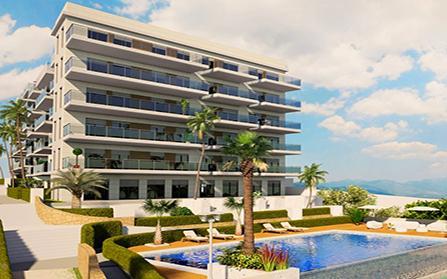 Продается квартира с тремя спальнями в Аликанте, Испания