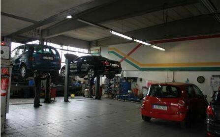 Продажа автосервиса, Германия