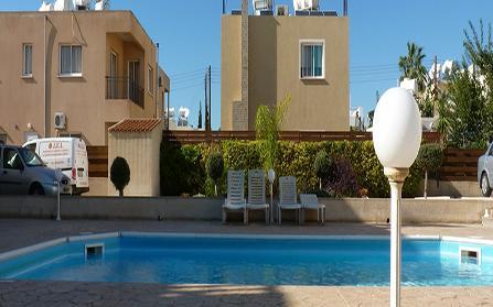 Продажа апартаментов в туристической зоне района Пафос на Кипре