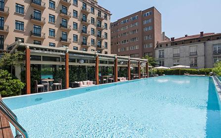 Отель 5* в Стамбуле, Турция