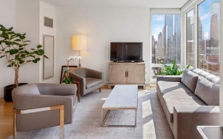 Квартира-студия на Манхэттене, Нью-Йорк