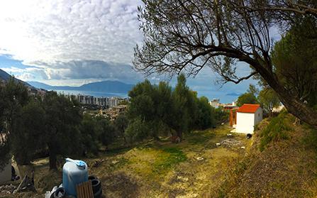 Земельный участок под застройку в Албании