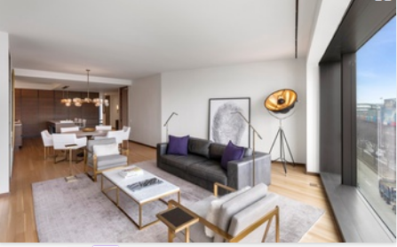 Квартира в Нью-Йорке, США