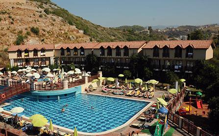 Продажа действующего отеля в Турции