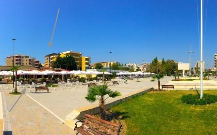 Продажа земельного участка в центре города Влёра в Албании
