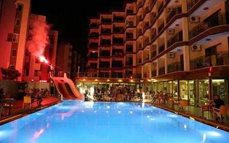 Продажа отеля на 6 этажей в поселке Оба, Турция