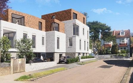 Жилой дом на 9 квартир «Selsdon Road», Лондон