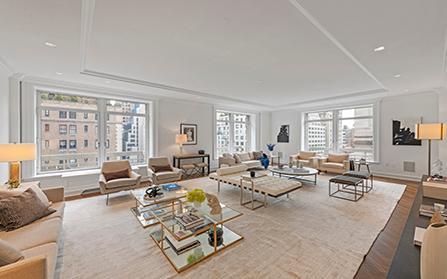 Аренда квартиры на Манхэттене, Нью-Йорк, США