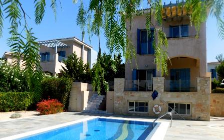Вилла в Полисе на Кипре