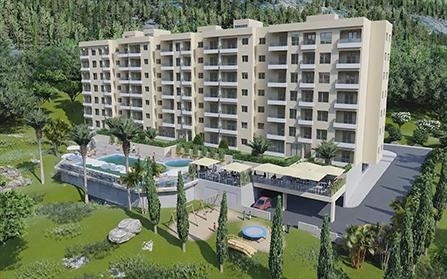 Квартира в новом жилом комплексе «Status» в городе Бечичи