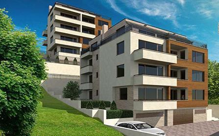 Апартаменты в городе Варна, Болгария