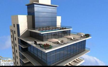 Продажа гостиницы в элитном комплексе Нетаньи The Terraces, Израиль