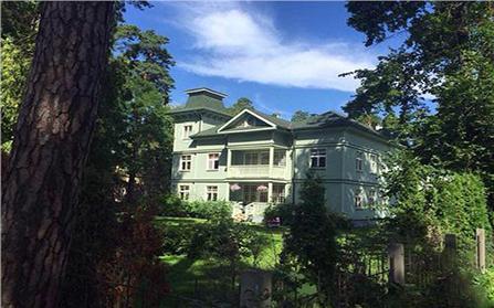 Апарт-отель в респектабельном месте в самом центре Юрмалы