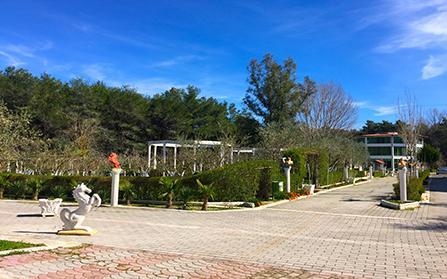 Продажа бывшего зоопарка возле Влеры в Албании
