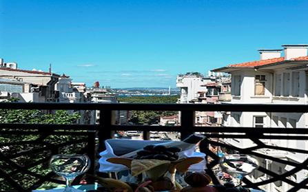 Действующий отель в Стамбуле, Турция