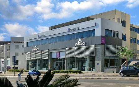 Офисы делового центра CNP Project в Лимасоле, Кипр