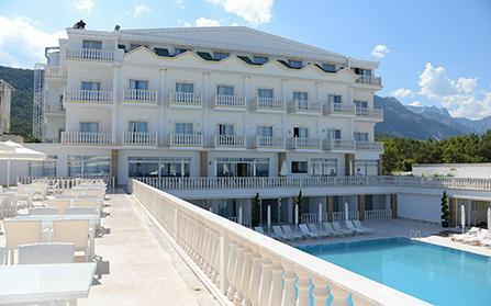 Продается отель в поселке Бельдиби, Турция