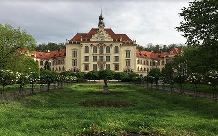 Доходное здание в Праге, Чехия